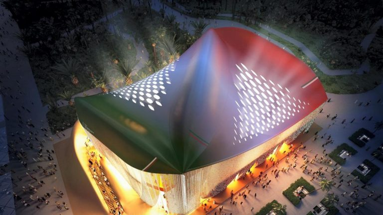 Expo 2020 Dubai: work progresses on Italian pavilion