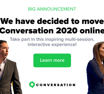 Join the global virtual event dedicated to the Conversational Economy