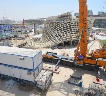 Luxembourg proceeds with Expo 2020 construction   MEED