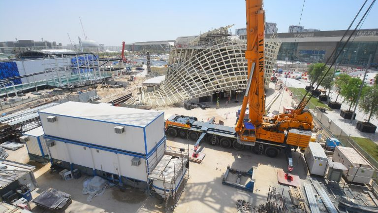 Luxembourg proceeds with Expo 2020 construction | MEED