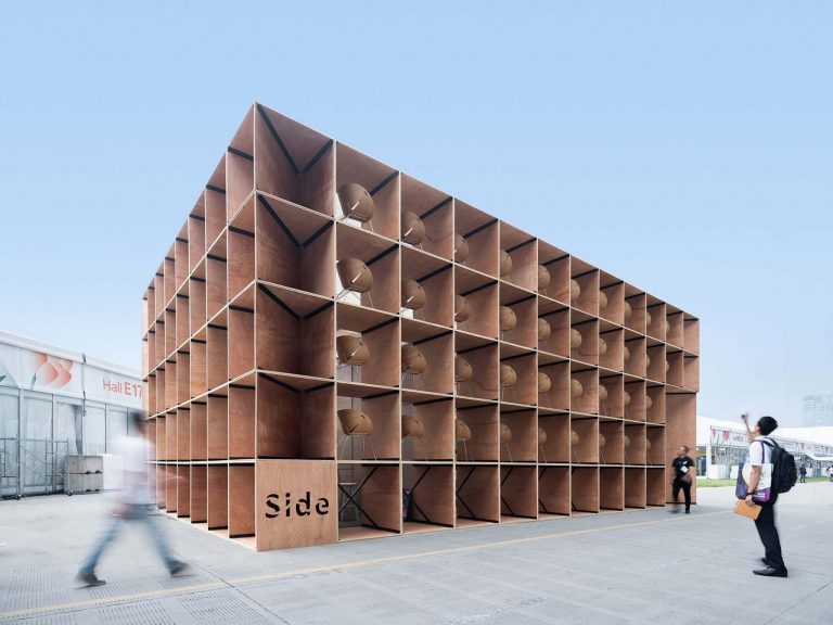 Furniture Pavilion S and its Afterlife | Rooi Design and Research