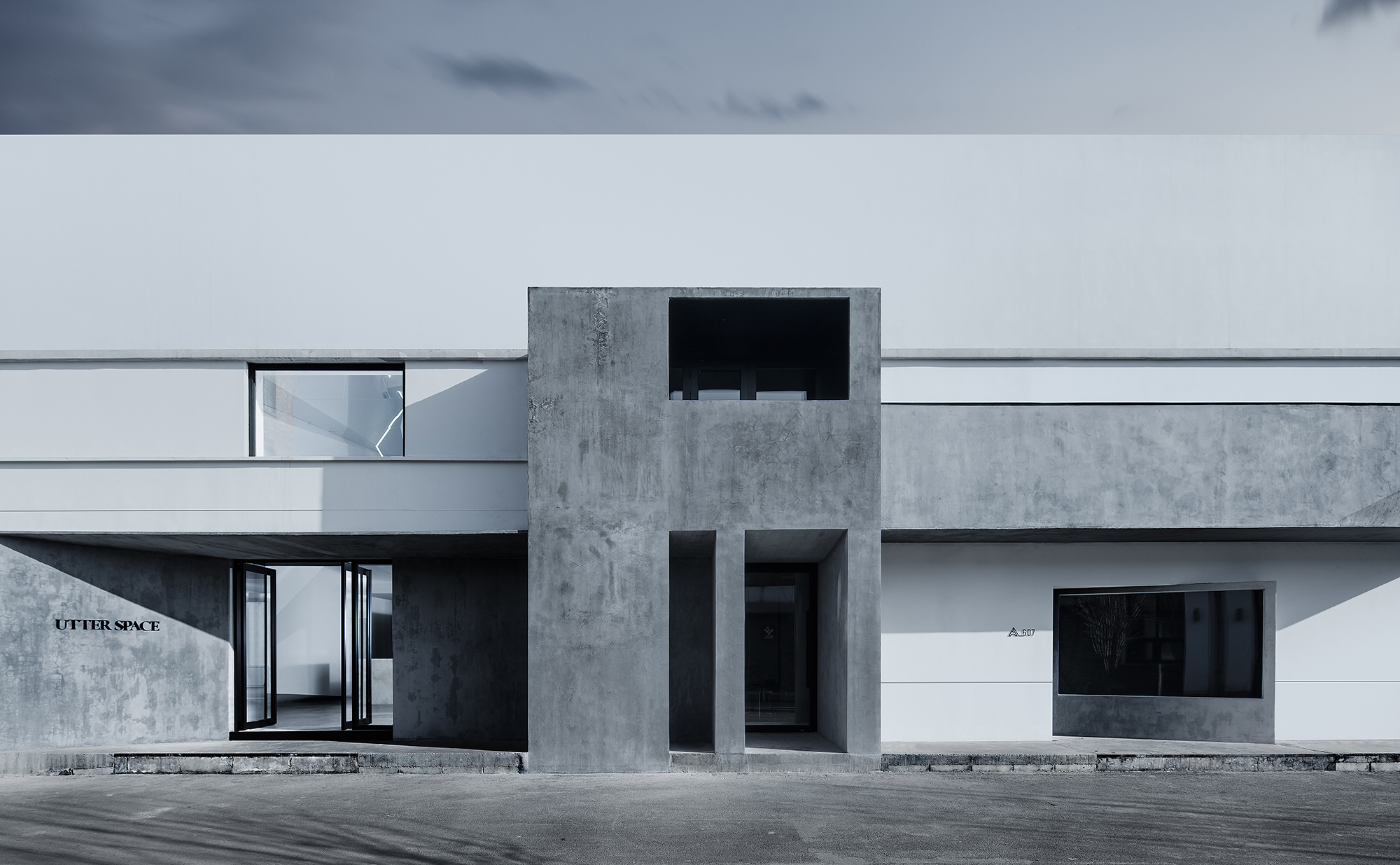 Utter Space Photography Studio in Beijing by CUN Design