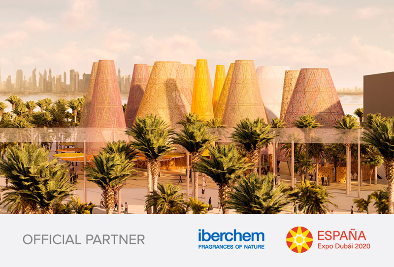 Iberchem to create olfactory experience at Expo 2020 Dubai