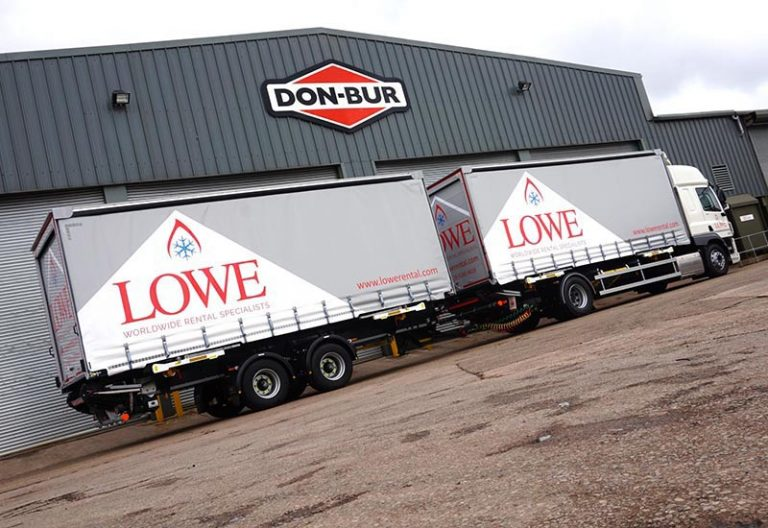 Lowe Rental named as official catering equipment supplier at Expo 2020