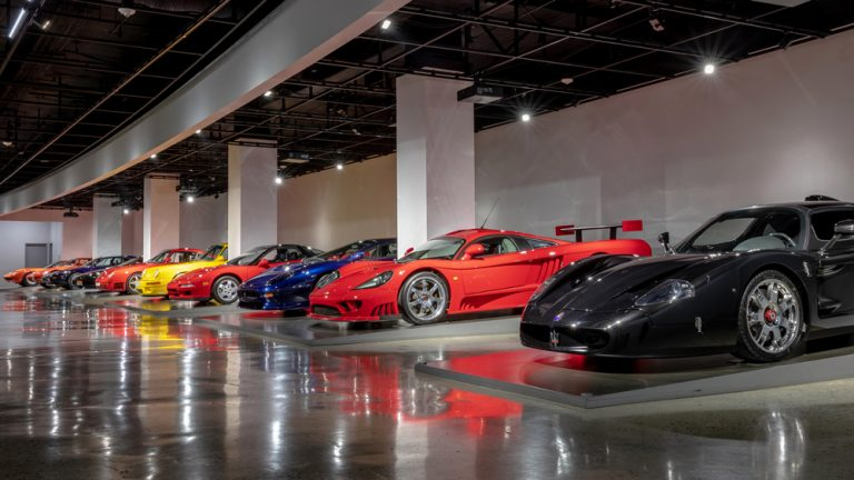Supercars Everywhere: An Exclusive Preview of the Petersen Museum's New Exhibition