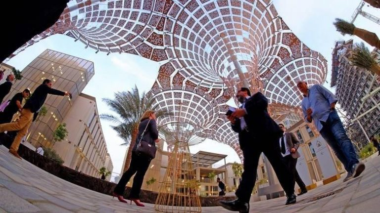 UAE hospitality guide? Expo at your service