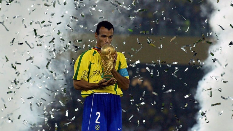Cafu: Every player dreams of winning the World Cup