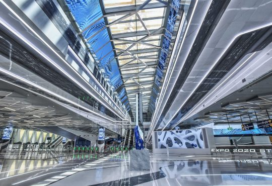 Two more Route 2020 Dubai Metro stations to open on June 1
